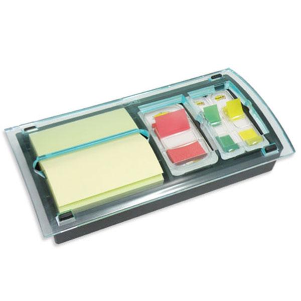 포스트잇 크리스탈 콤보형 DS-100 디스펜서 3M